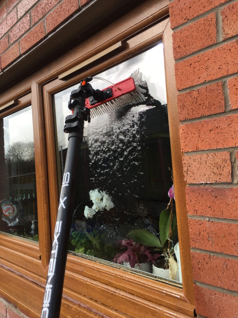 window cleaning Airdrie North Lanarkshire